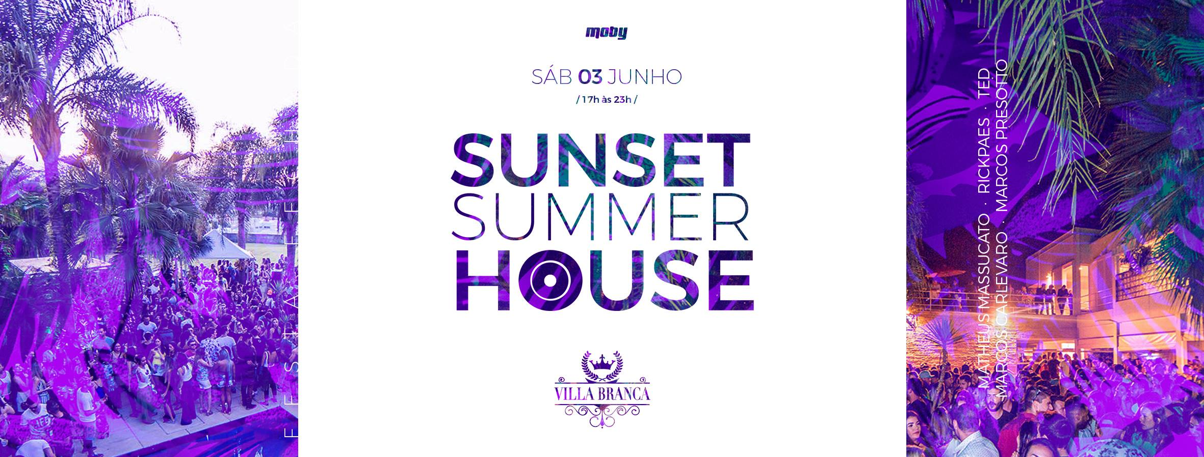 Sunset Summer House #4