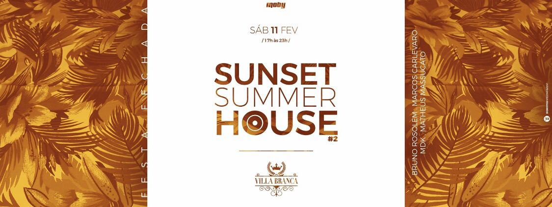 Sunset Summer House